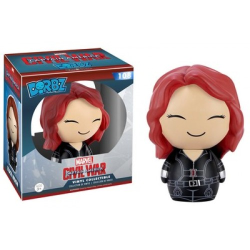 Funko Dorbz: Captain America 3 - Black Widow / Фанко: Капитан Америка 3 - Черная Вдова