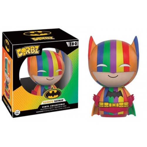 Funko Dorbz: DC Comics - Rainbow Batman / Фанко: Бэтмен