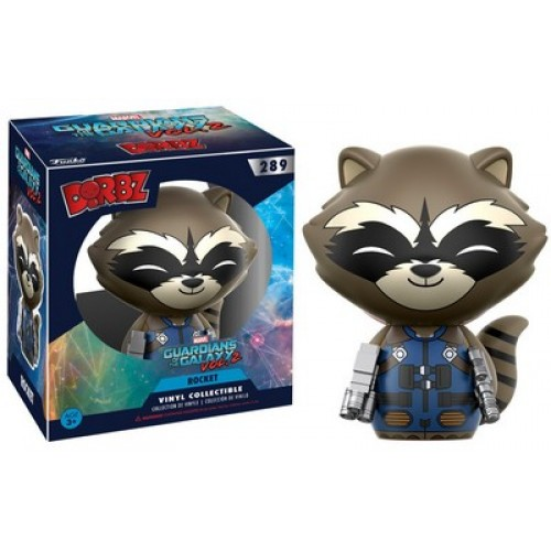 Фигурка Funko Dorbz Guardians of the Galaxy 2 - Rocket