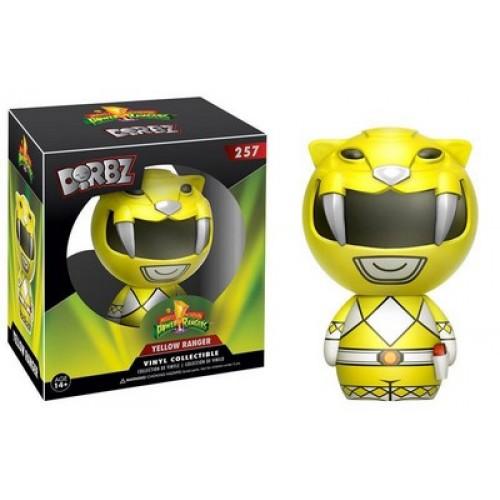 Funko Dorbz: Power Rangers - Yellow Ranger / Фанко: Могучие рейнджеры
