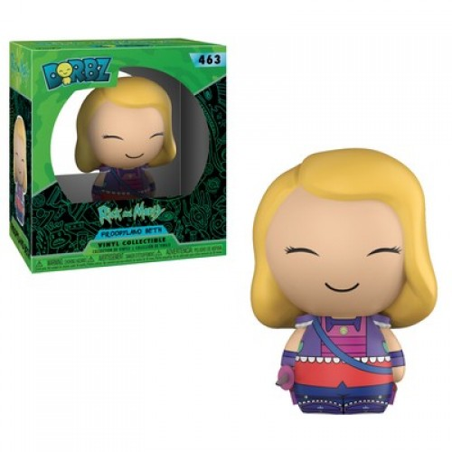 Funko Dorbz: Rick and Morty - Froopyland Beth / Фанко: Рик и Морти