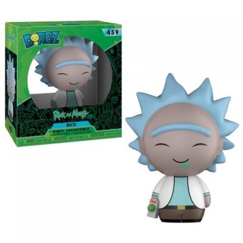 Funko Dorbz: Rick and Morty - Rick / Фанко: Рик и Морти - Рик