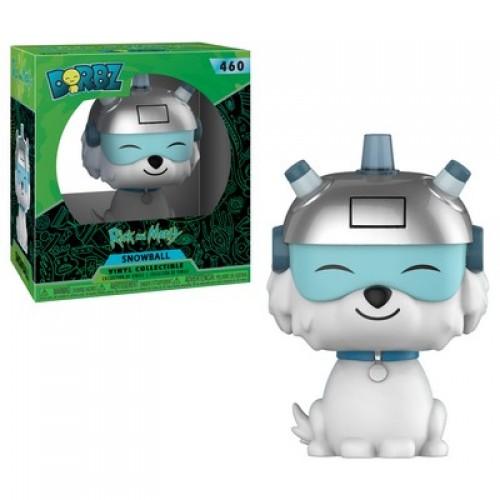 Funko Dorbz: Rick and Morty - Snowball / Фанко: Рик и Морти