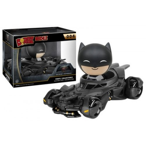 Funko Dorbz Ridez: Batman vs Superman - Batmobile / Фанко: Бэтмен против Супермена - Бэтмобиль