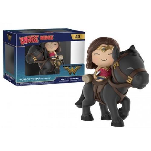 Funko Dorbz Ridez: Wonder Woman - Wonder Woman / Фанко: Чудо-женщина