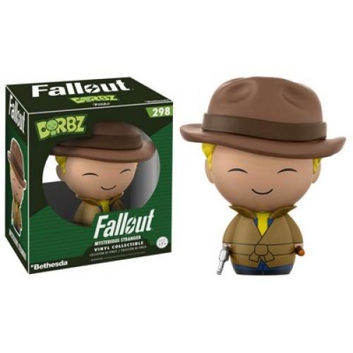 Funko Dorbz: Fallout - Vault Boy Mysterious Stranger / Фанко Fallout