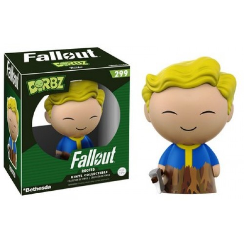 Funko Dorbz: Fallout - Vault Boy Rooted / Фанко Fallout