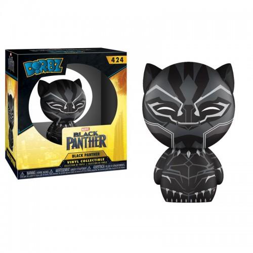 Funko Dorbz: Black Panther - Black Panther / Фанко: Чёрная Пантера