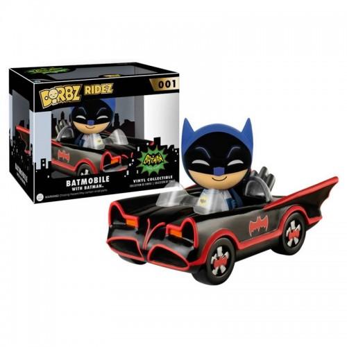 Фигурка Funko Dorbz Batman 1966 - Batmobile #001