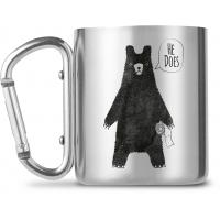 Чашка с карабином GB eye Bear Woods