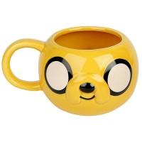 Чашка 3D GB eye Adventure Time - Jake The Dog Mug