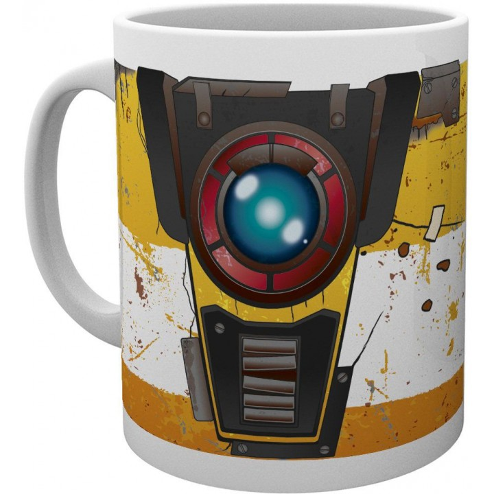 Чашка GB eye Borderlands 3 - Claptrap Mug, MG3572