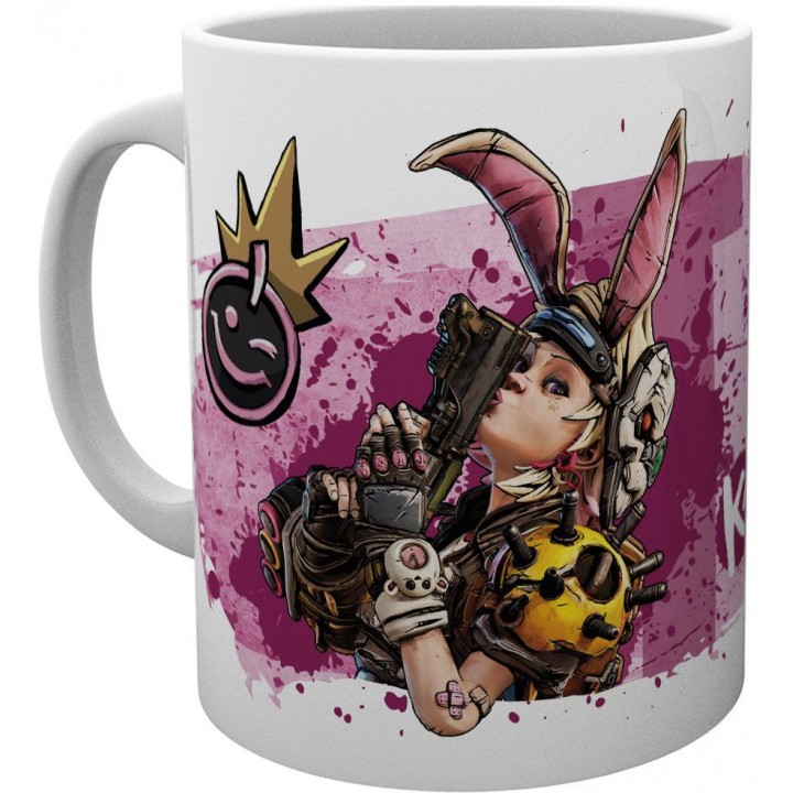 Чашка GB eye Borderlands 3 - Tina Mug, MG3575