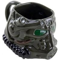 Чашка 3D GB eye Fallout - Armour Mug