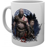 Чашка GB eye God of War - Be a Warrior Mug
