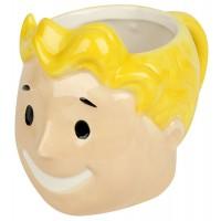 Чашка 3D GB eye Fallout 4 - Vault Boy Mug