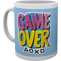 Чашка GB eye Playstation - Game Over Mug