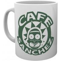Чашка GB eye Rick and Morty - Cafe Sanchez Mug