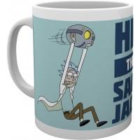 Чашка GB eye Rick and Morty - Hit The Sack Jack Mug