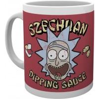 Чашка GB eye Rick and Morty - Szechuan Dipping Sauce Mug