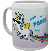 Чашка GB eye Unicorns - Poop Mug