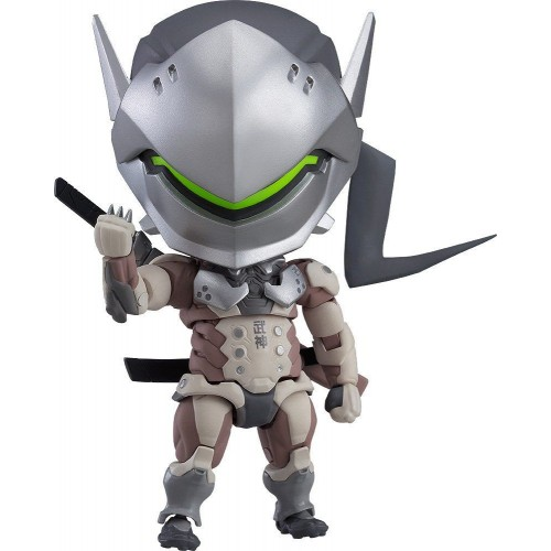 Фигурка Good Smile Overwatch - Genji Nendoroid