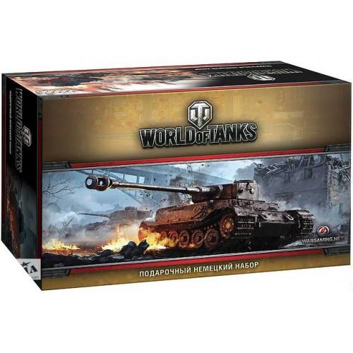 Подарочный набор Hobby World: World of Tanks