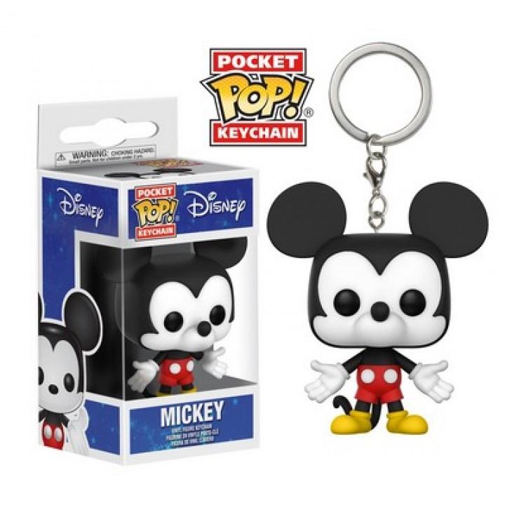 Funko Pocket Pop! Keychain: Disney - Mickey Mouse / Брелок Фанко Поп: Микки Маус