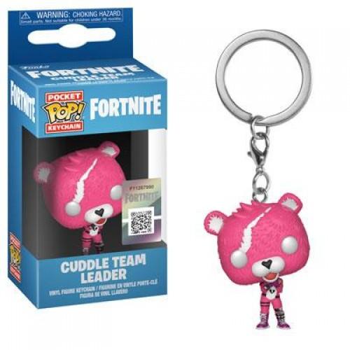 Брелок Funko Pop Keychain Fortnite - Cuddle Team Leader