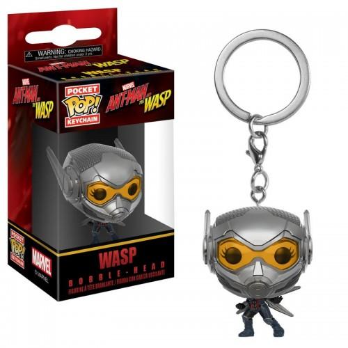 Funko Pop! Keychain: Ant-Man & The Wasp - Wasp / Брелок Фанко Поп: Человек-муравей и Оса - Оса
