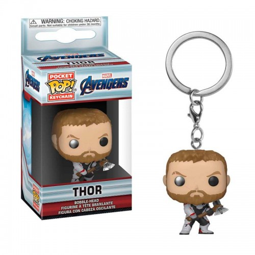 Брелок Funko Pop Keychain Thor (Avengers Endgame) / Фанко Поп Тор (Мстители Финал)