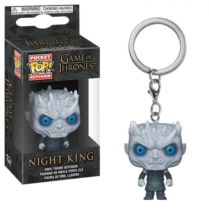 Funko Pop! Keychain: Game of Thrones - Night King / Брелок Фанко Поп: Игра престолов - Король Ночи