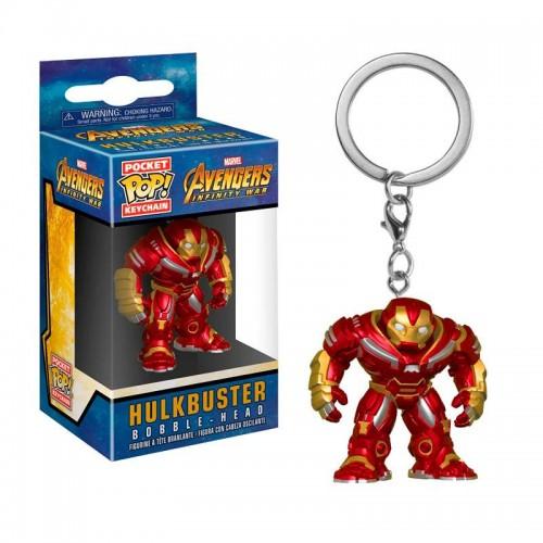 Брелок Funko Pop Keychain Avengers Infinity War - Hulkbuster