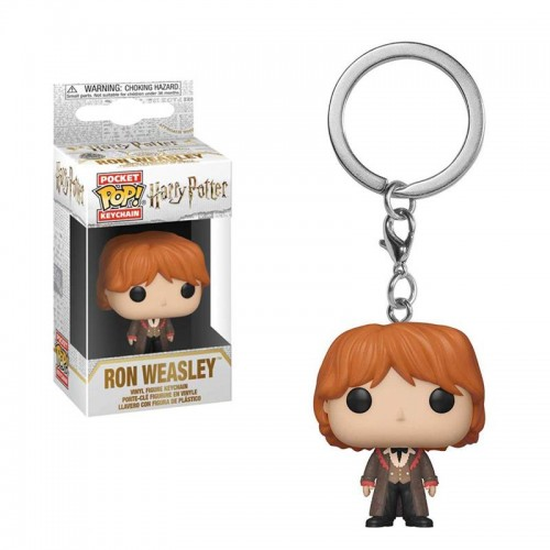 Брелок Funko Pop Keychain Harry Potter - Ron Weasley