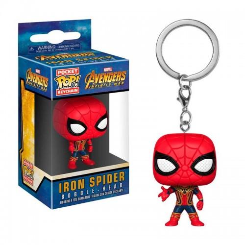 Брелок Funko Pop Keychain Avengers Infinity War - Iron Spider