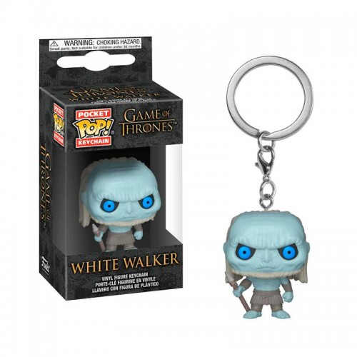 Брелок Funko Pop Keychain Game of Thrones - White Walker