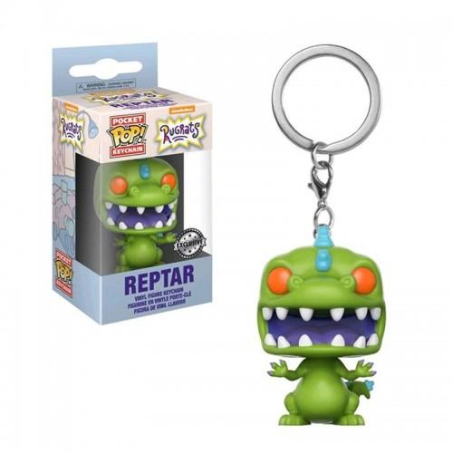 Брелок Funko Pop Keychain Rugrats - Reptar