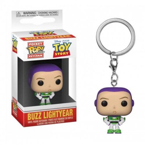 Брелок Funko Pop Keychain Toy Story - Buzz Lightyear