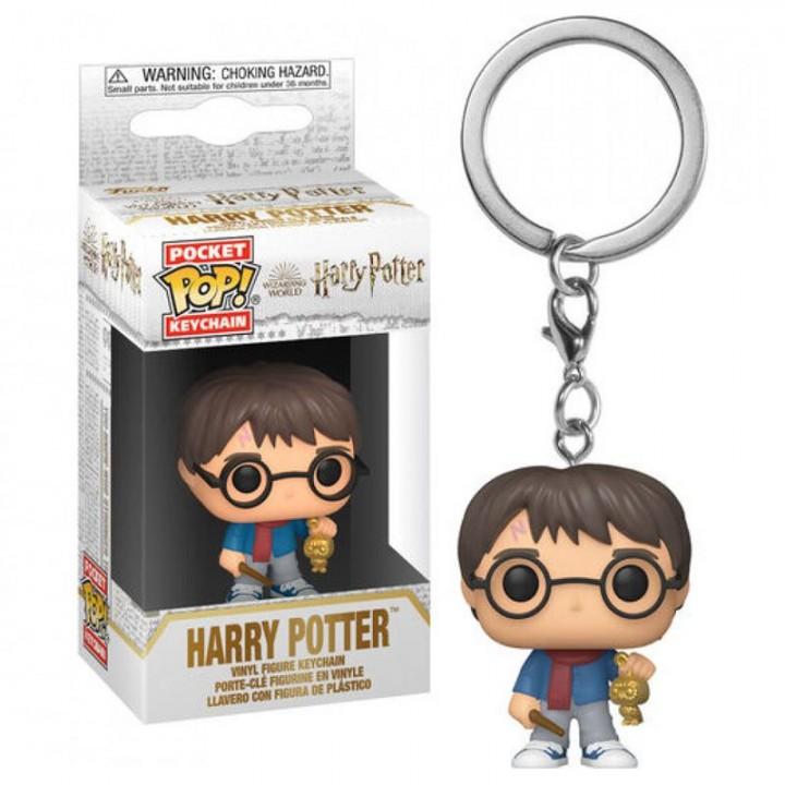 Брелок Funko Pop Keychain Harry Potter Holiday, 51204