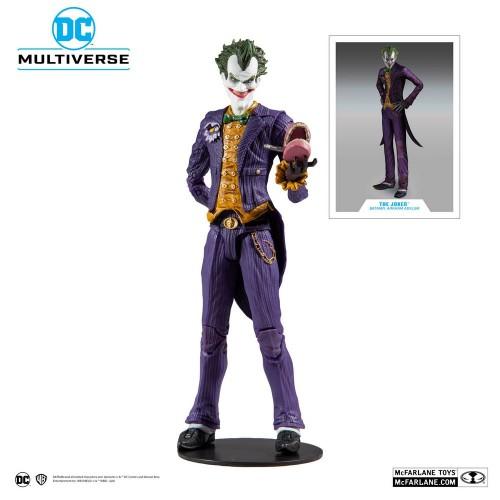 Фигурка McFarlane Batman Arkham Asylum - The Joker