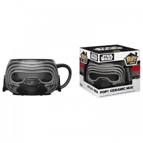 Funko Pop! Home Ceramic Mug: Star Wars - Kylo Ren / Керамическая чашка Фанко Поп: Звёздные войны - Кайло Рен