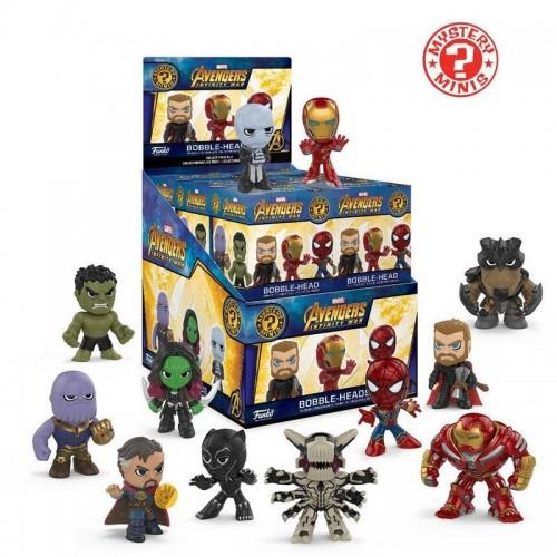 Набор фигурок Funko Mystery Minis Avengers Infinity War / Фанко Мстители Война бесконечности