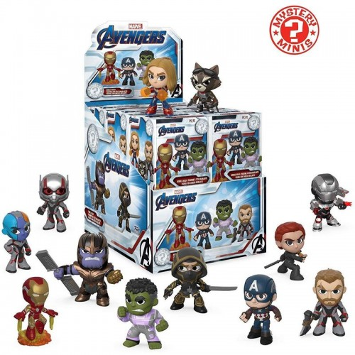 Фигурка Funko Mystery Minis Marvel - Avengers Endgame