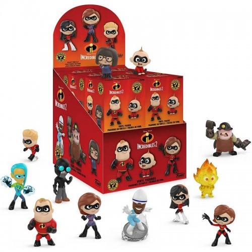 Набор фигурок Funko Mystery Minis Incredibles 2 / Фанко Суперсемейка 2