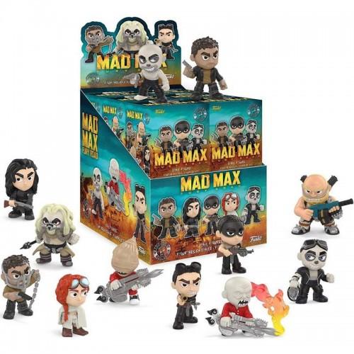 Набор фигурок Funko Mystery Minis Mad Max: Fury Road / Фанко Безумный Макс: Дорога ярости