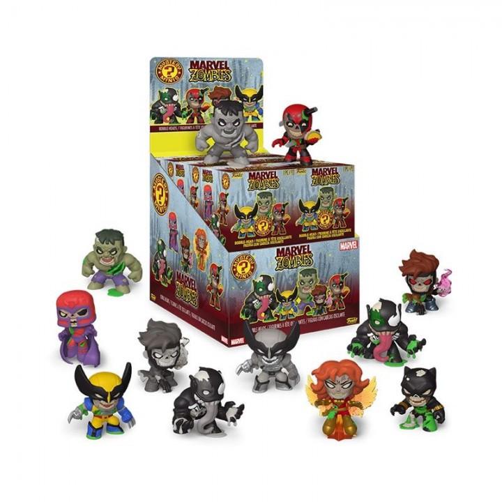 Фигурка Funko Mystery Minis Marvel - Zombies, 49114