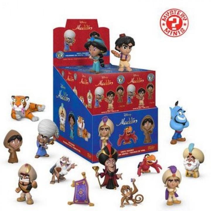 Funko Mystery Minis: Disney - Aladdin / Фанко: Аладдин