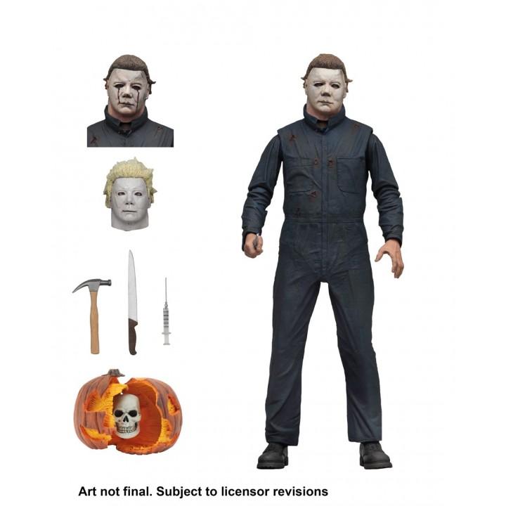 Фигурка Neca Halloween 2 (1981) - Michael Myers Ultimate, 960683