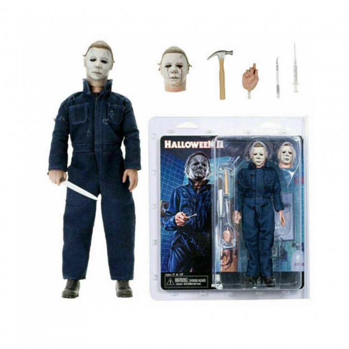 Фигурка Neca Halloween 2 (1981) - Michael Myers Clothed, 960647