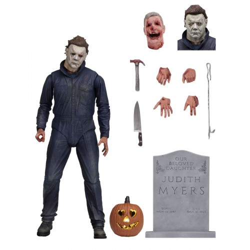 Фигурка Neca Halloween (2018) - Michael Myers Ultimate